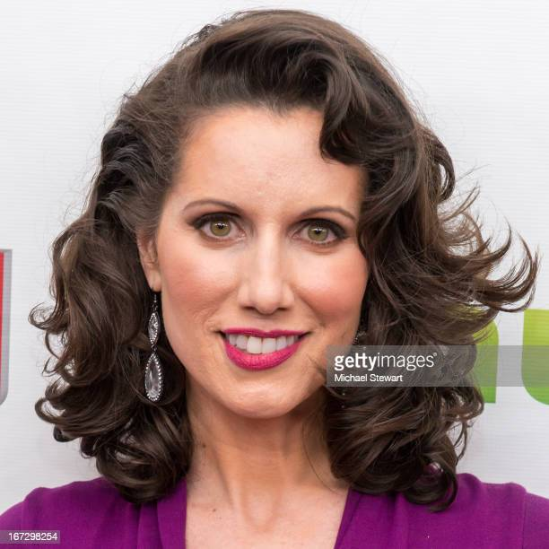 """Actress Heather Roop attends the """"All My Children"""" & """"One Life To Live"""" premiere at Jack H. Skirball Center for the Performing Arts on April 23, 2013..."""