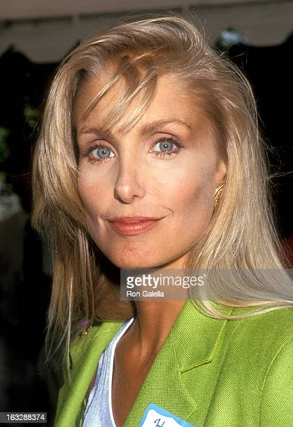 Actress Heather Thomas attends the 17th Annual Fundraiser Brunch for The Rape Treatment Center at Santa Monica Hospital Medical Center on September...