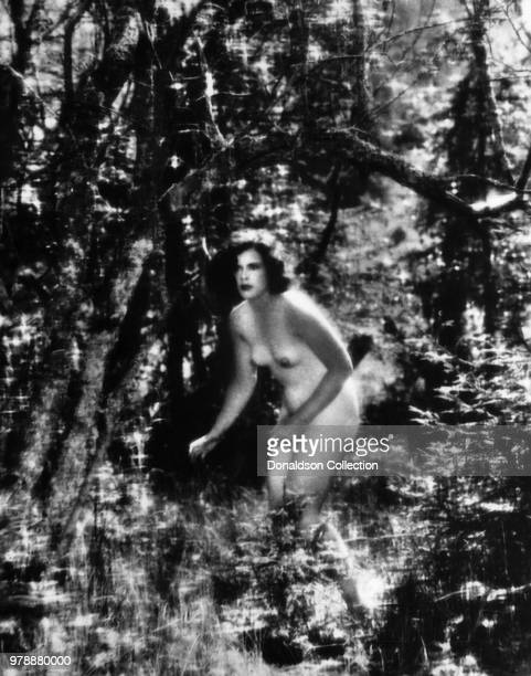 "Actress Hedy Lamarr in a scene from the movie ""Ecstacy"" aka Extase and Ekstase which was released on January 20, 1933."