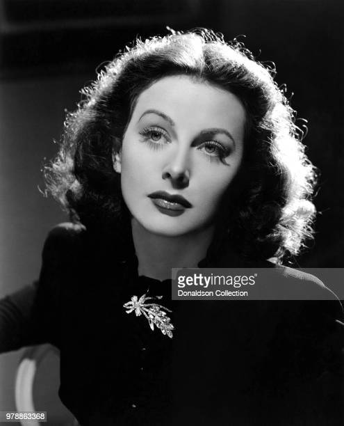 """Actress Hedy Lamarr in a scene from the movie """"The Heavenly Body"""" which was released in April 1944."""