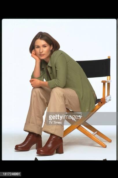 Actress Helen Baxendale, circa 1998.