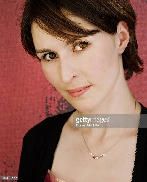 Actress Helen Baxendale poses for a portrait shoot in London, 6th May 1999.