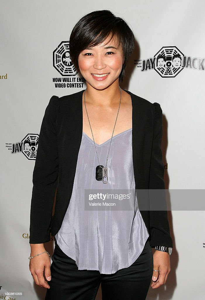 Actress Helen Han arrives at the 'Lost' Series Finale Party hosted by Michael Purcell at the Orpheum Theatre on May 23, 2010 in Los Angeles, California.