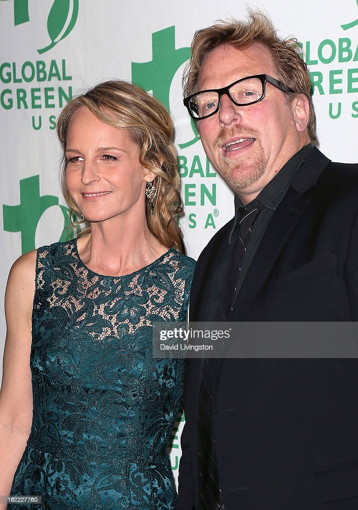 Global Green USA's 10th Annual Pre-Oscar Party - Arrivals : News Photo