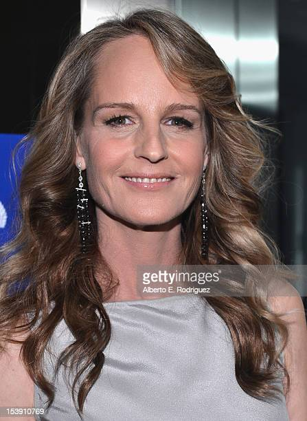 Actress Helen Hunt arrives to the Los Angeles premiere of Fox Searchlight Pictures' 'The Sessions' held at the Bing Theatre at LACMA on October 10...