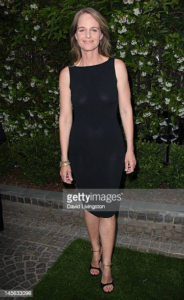 Actress Helen Hunt attends Global Green USA's 16th Annual Millennium Awards at the Fairmont Miramar Hotel on June 2 2012 in Santa Monica California