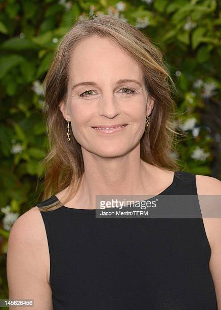 Actress Helen Hunt attends the 16th Annual Global Green USA Millennium Awards held at Fairmont Miramar Hotel on June 2 2012 in Santa Monica California