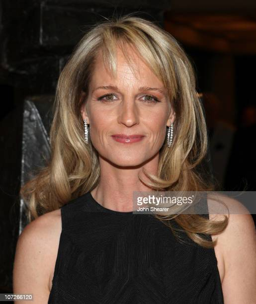 Actress Helen Hunt attends the 19th Annual Palm Springs International Film Festival opening night gala at the Palm Springs Art Museum on January 3...