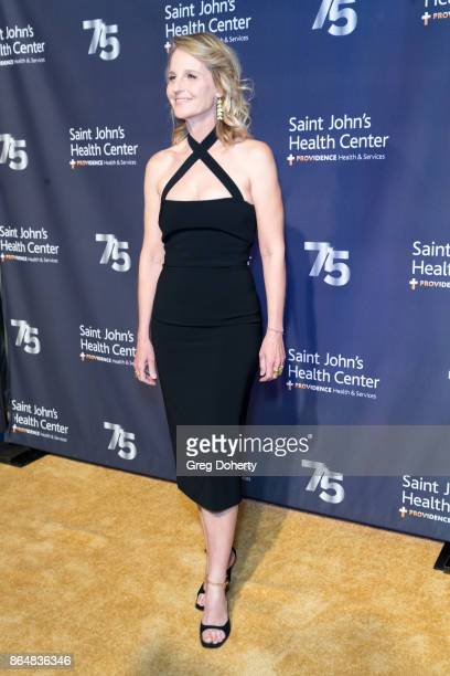 Actress Helen Hunt attends the Saint John's Health Center Foundation's 75th Anniversary Gala Celebration at 3LABS on October 21 2017 in Culver City...
