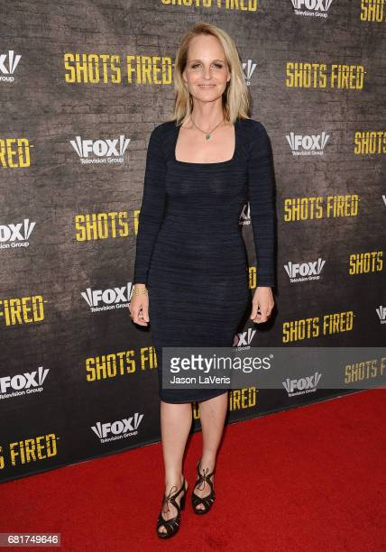 Actress Helen Hunt attends the Shots Fired FYC event at Saban Media Center on May 10 2017 in North Hollywood California