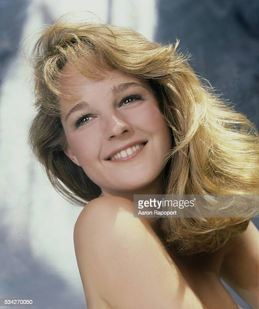 Actress Helen Hunt poses in 1983 in Los Angeles California