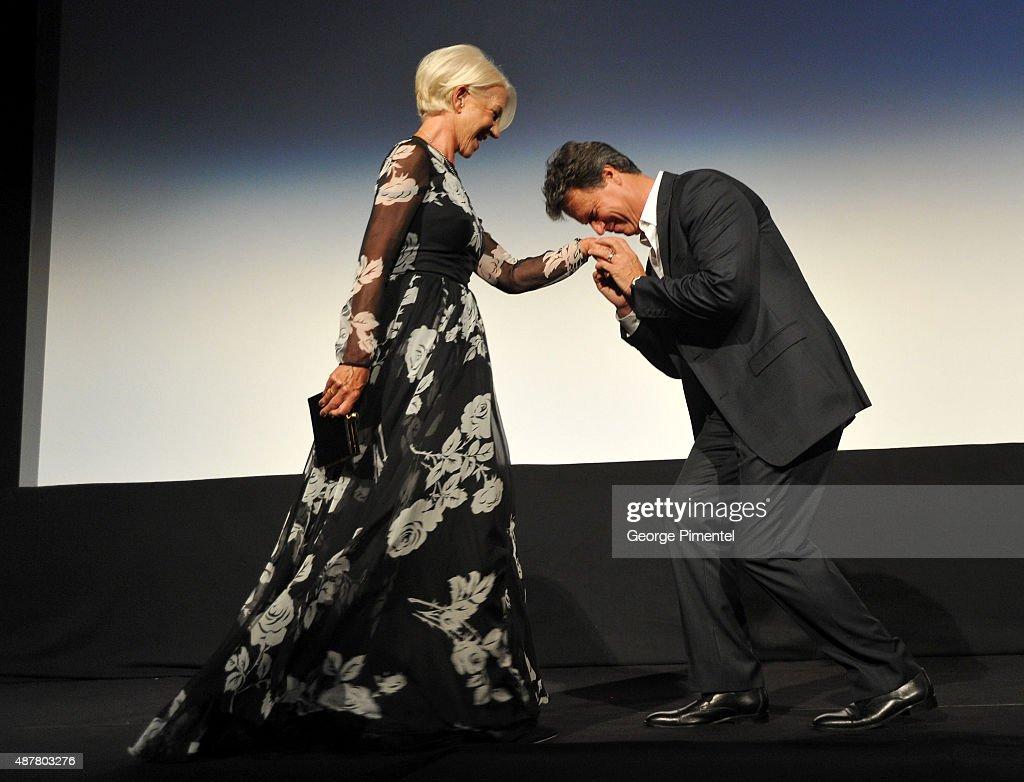 "2015 Toronto International Film Festival - ""Eye In The Sky"" Premiere - Red Carpet"