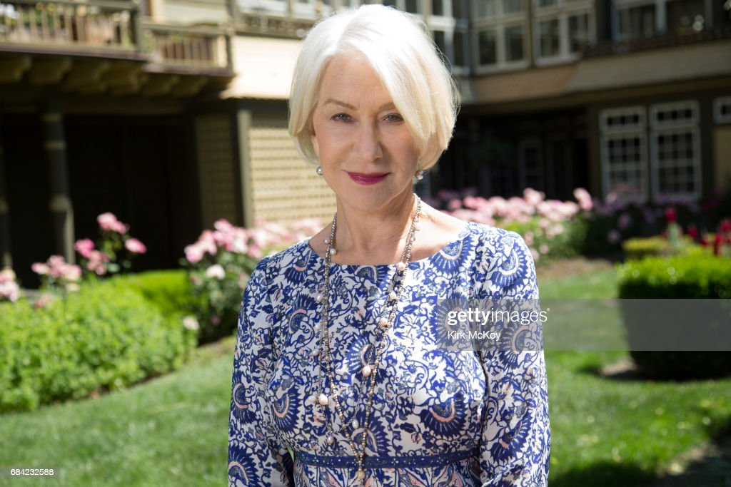 Helen Mirren, Los Angeles Times, May 10, 2017