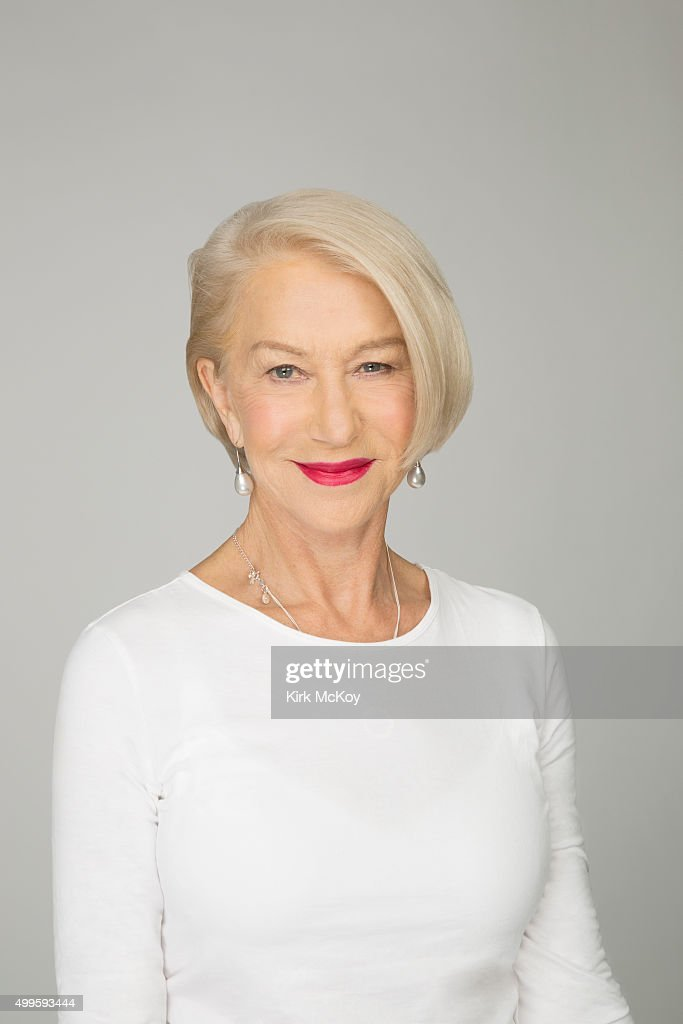 Helen Mirren, Los Angeles Times, November 24, 2015