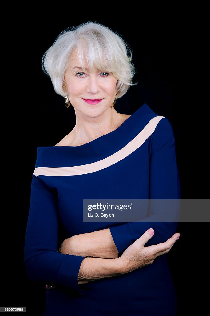 Helen Mirren, Los Angeles Times, December 23, 2016 : News Photo