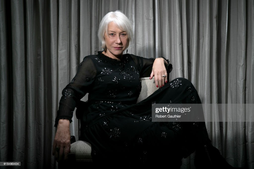 Helen Mirren, Los Angeles Times, January 28, 2018