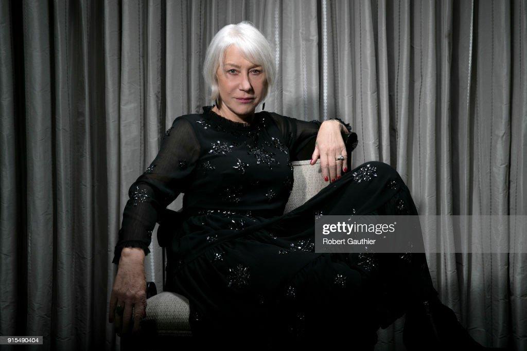 Helen Mirren, Los Angeles Times, January 28, 2018