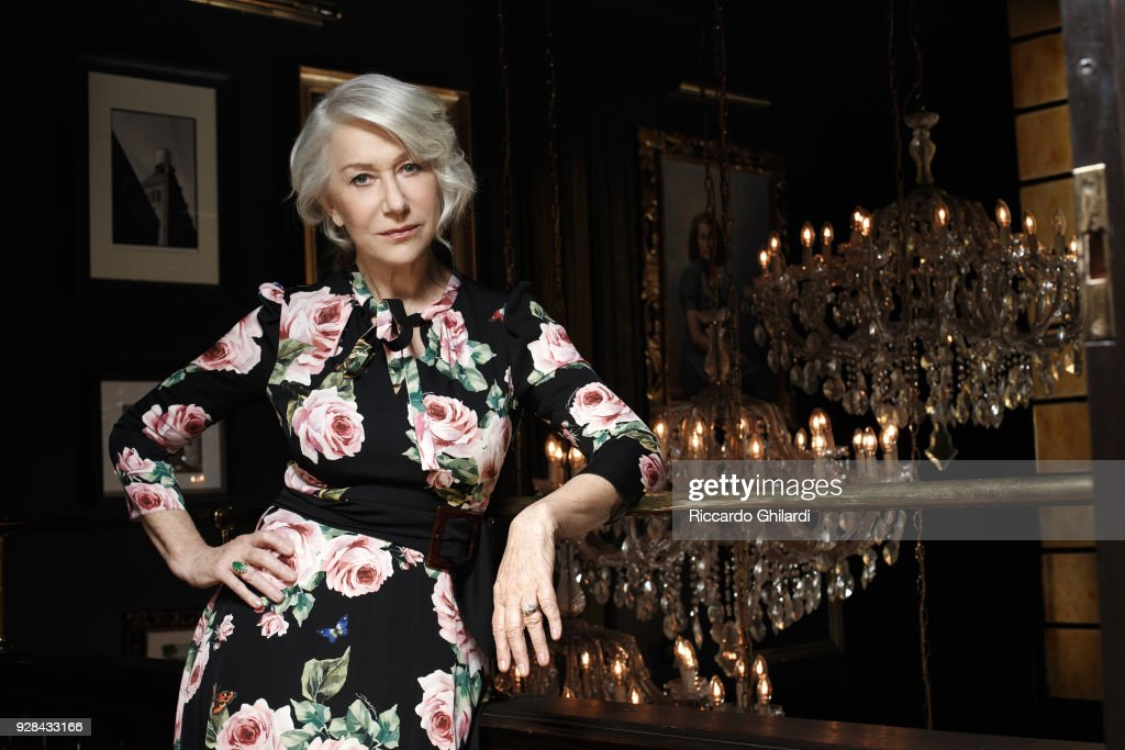 Helen Mirren, Self Assignment, February 2018