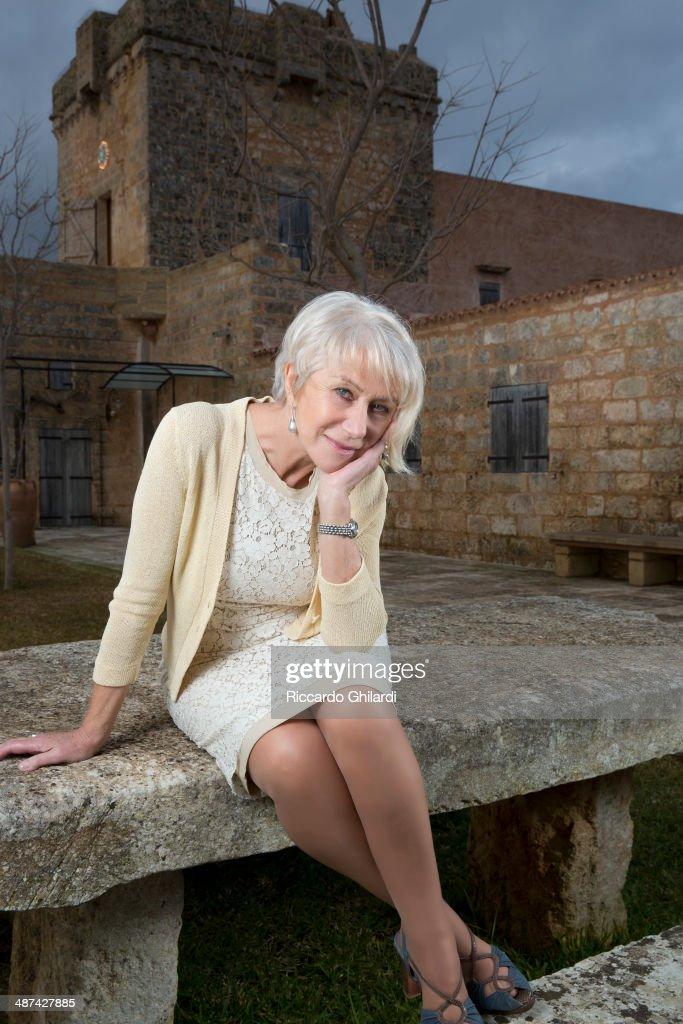 Helen Mirren, Self Assignment, February 2014