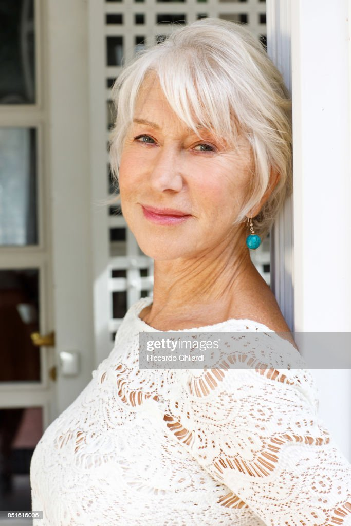 Helen Mirren, 2017 Venice Film Festival, Self Assignment, September 2017 : News Photo