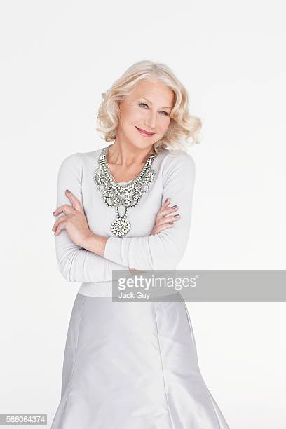 Helen Mirren, Woman & Home Magazine, June 1, 2012