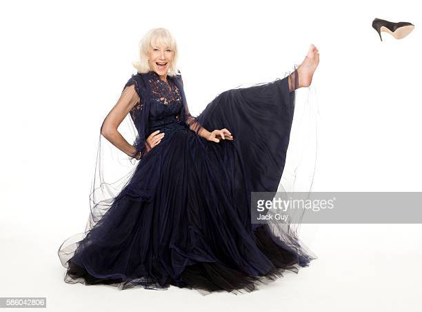 Helen Mirren, Woman & Home Magazine, November 1, 2010