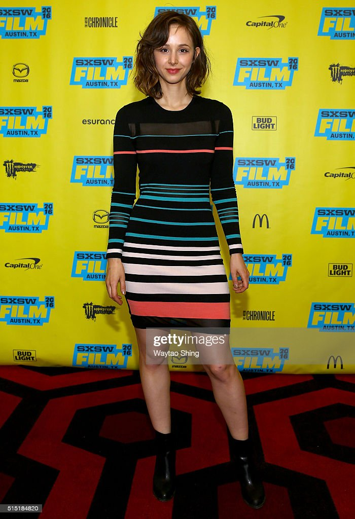 Actress Helen Rogers attends the premiere of 'Long Nights Short Mornings' during the 2016 SXSW Music, Film + Interactive Festival at Alamo Lamar A on March 12, 2016 in Austin, Texas.