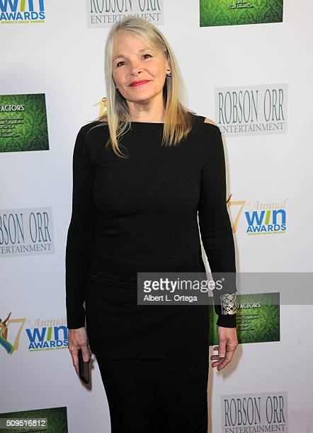 Actress Helen Shaver arrives for the 17th Annual Women's Image Awards held at Royce Hall UCLA on February 10 2016 in Westwood California