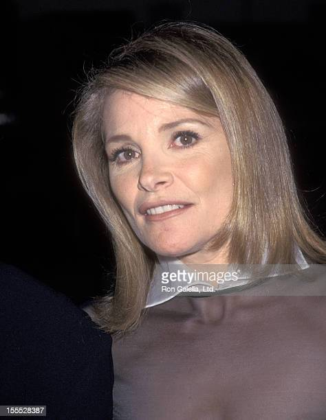 Actress Helen Shaver attends the 17th Annual National CableACE Awards on December 2 1995 at Wiltern Theatre in Los Angeles California
