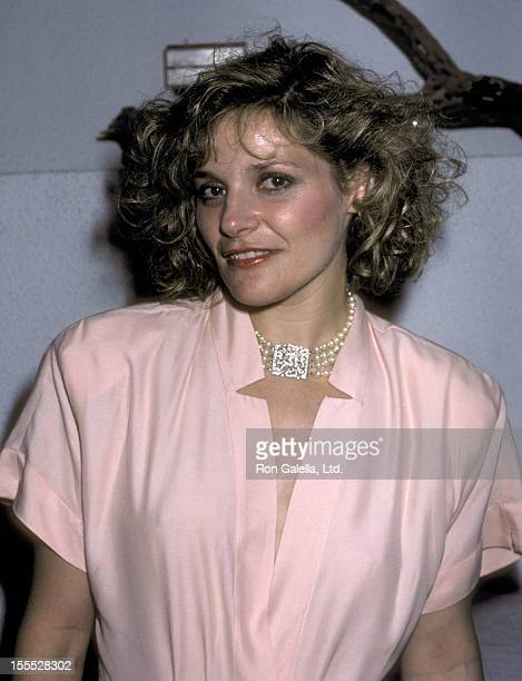 Actress Helen Shaver attends the Desert Hearts New York City Premiere on March 31 1986 at City Cinemas Cinema 2 in New York City