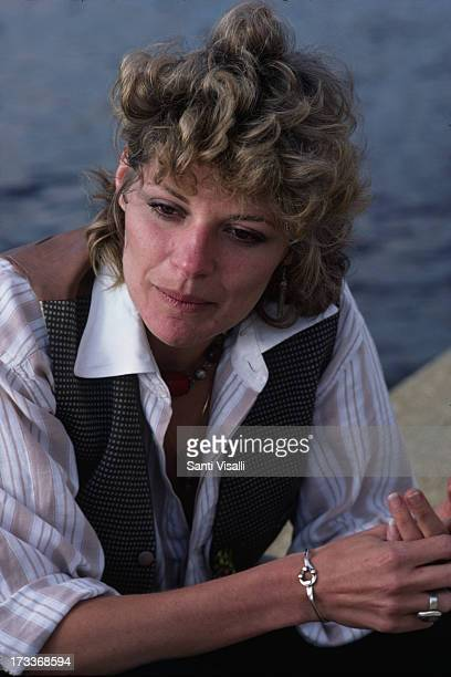 Actress Helen Shaver posing for a portrait on October 151978 in New York New York