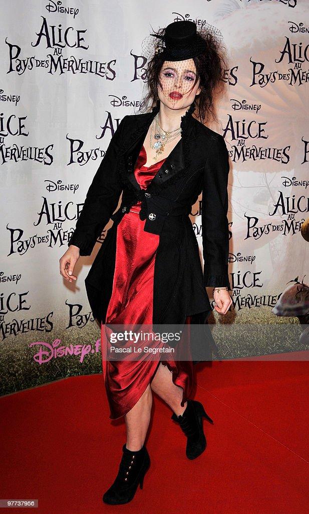 """""""Alice Au Pays des Merveilles"""" - Paris Premiere : News Photo"""