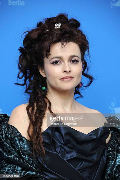 Actress Helena Bonham Carter attends the 'The King's Speech' Photocall during day seven of the 61st Berlin International Film Festival at the Grand...