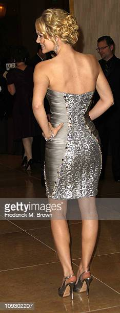 Actress Helena Mattsson attends the 61st annual ACE Eddie Awards at the Beverly Hilton Hotel on February 19 2011 in Beverly Hills California