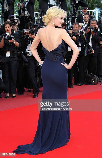 Actress Helena Mattsson attends the premiere of 'Biutiful' held at the Palais des Festivals during the 63rd Annual International Cannes Film Festival...