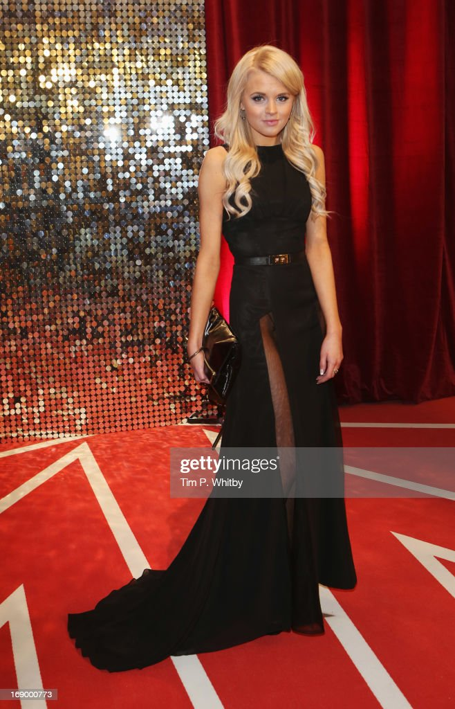 Actress Hetti Bywater attends the British Soap Awards at Media City on May 18, 2013 in Manchester, England.