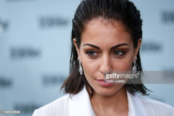 Actress Hiba Abouk attends Conde Nast Traveler Awards 2019 at Italian Embassy on June 04 2019 in Madrid Spain
