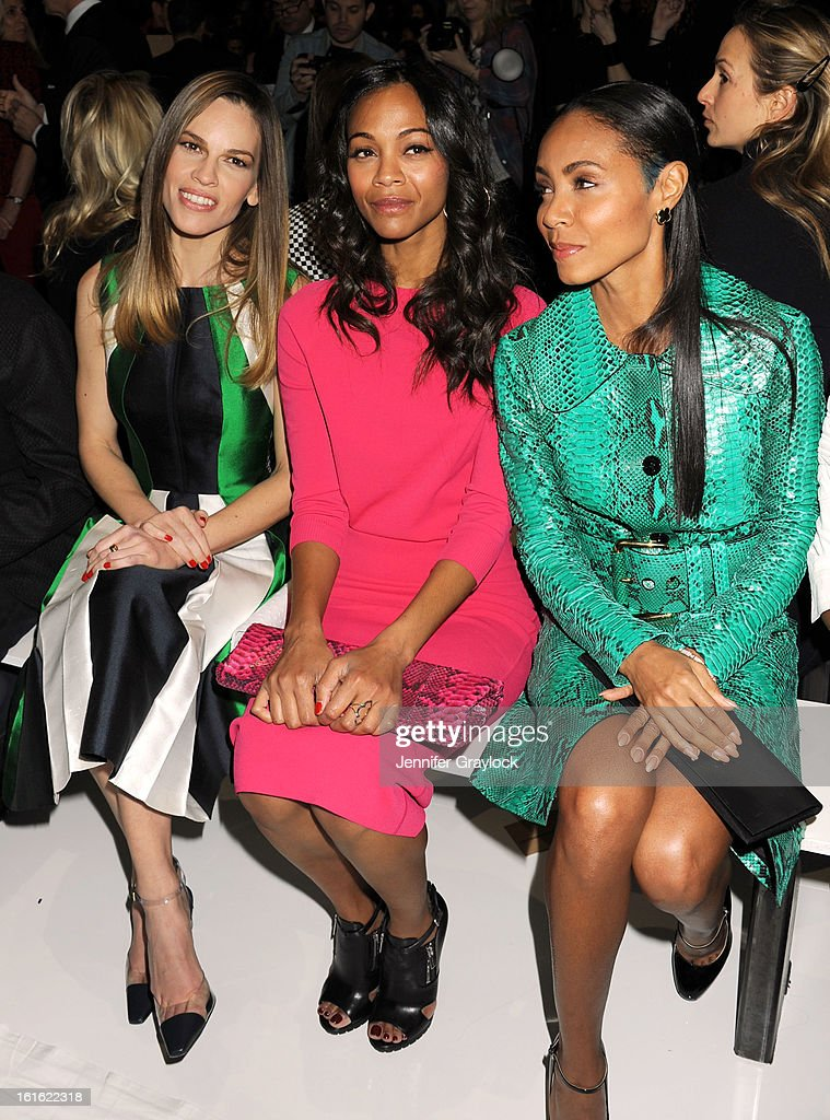 Michael Kors - Front Row And Back Stage - Fall 2013 Mercedes-Benz Fashion Week