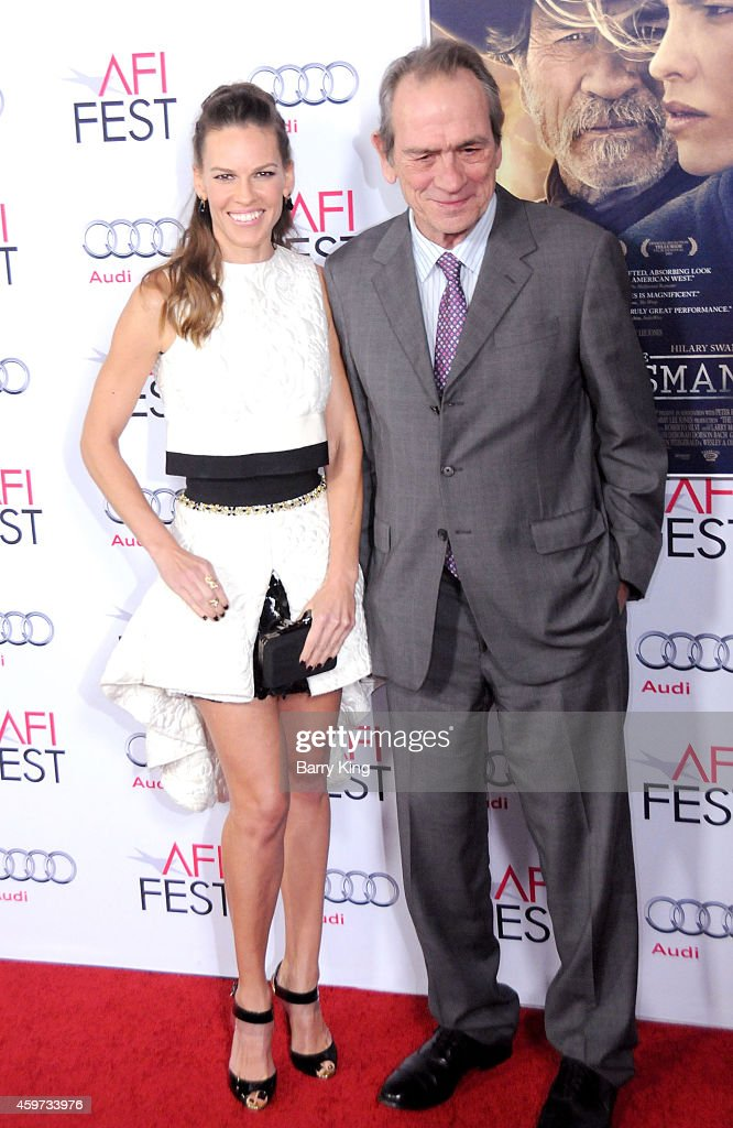 "AFI FEST 2014 Presented By Audi - ""The Homesman"" Premiere"