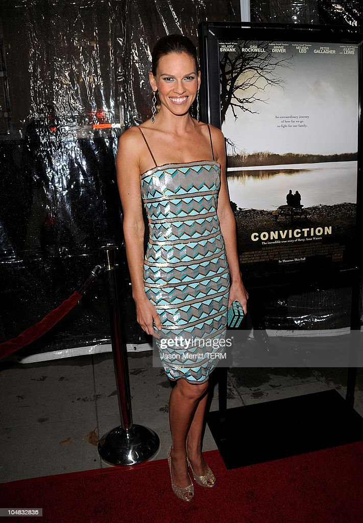 "Premiere Of Fox Searchlight Pictures' ""Conviction"" - Arrivals : News Photo"