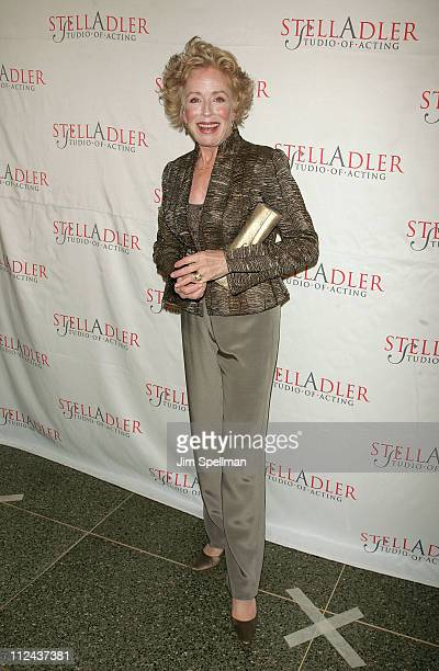 Actress Holland Taylor arrives at the 4th Annual Stella by Starlight Gala Benefit Honoring Martin Sheen at Chipriani 23rd st on March 17 2008 in New...