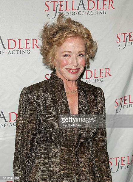 Actress Holland Taylor arrives at the 4th Annual Stella by Starlight Gala Benefit Honoring Martin Sheen at Chipriani 23rd st on March 17, 2008 in New...