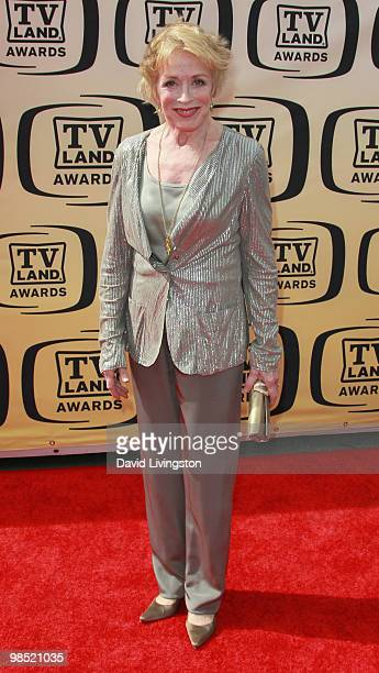 Actress Holland Taylor attends the 8th Annual TV Land Awards at Sony Studios on April 17 2010 in Culver City California