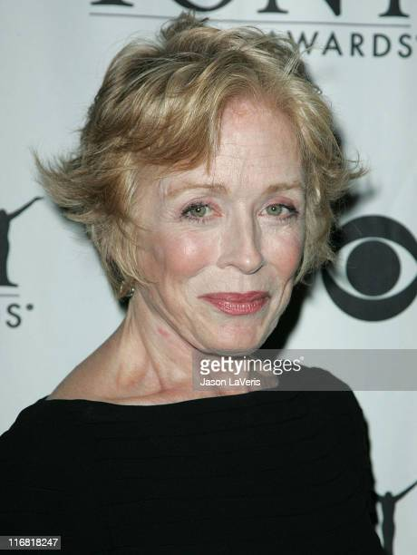 Actress Holland Taylor attends The Tonys Go Hollywood at Cafe La Boheme on April 3 2008 in West Hollywood California