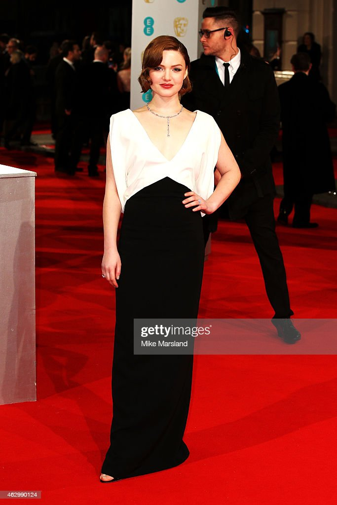 EE British Academy Film Awards 2015 - Red Carpet Arrivals : News Photo