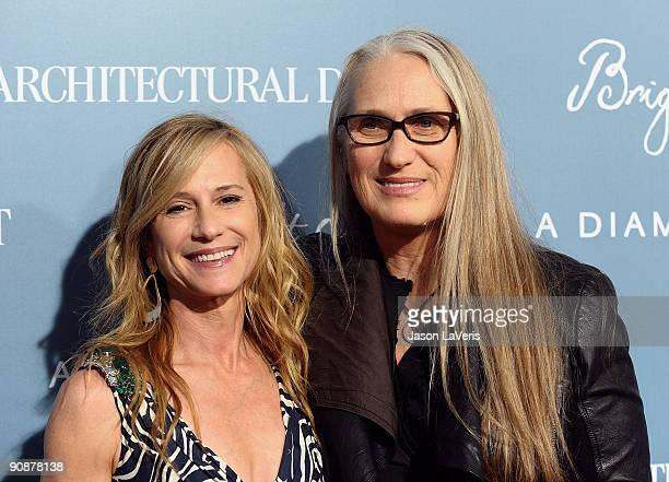 Actress Holly Hunter and director Jane Campion attend the premiere of Bright Star at ArcLight Hollywood on September 16 2009 in Hollywood California