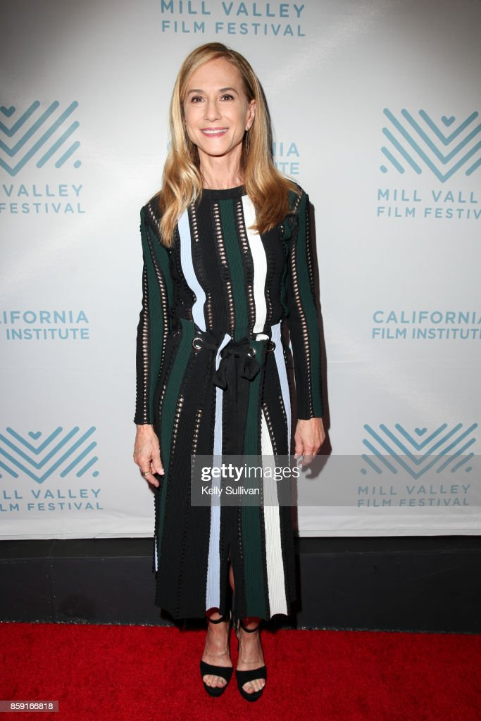 40th Mill Valley Film Festival - Tribute To Holly Hunter - Arrivals