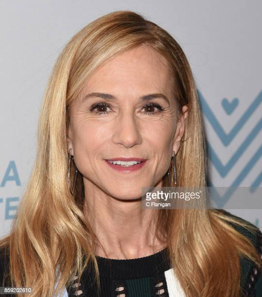 Actress Holly Hunter attends the 40th Mill Valley Film Festival at Christopher B Smith Rafael Film Center on October 8 2017 in San Rafael California