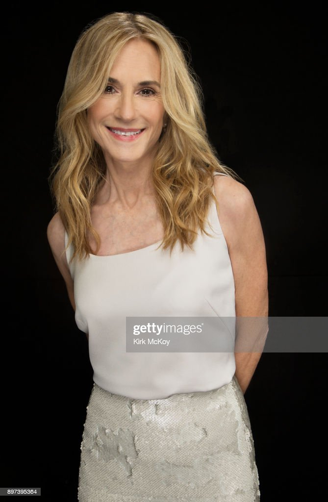 Actress Holly Hunter is photographed for Los Angeles Times on November 12, 2017 in Los Angeles, California. PUBLISHED IMAGE.