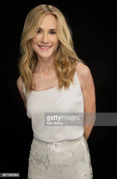 Actress Holly Hunter is photographed for Los Angeles Times on November 12 2017 in Los Angeles California PUBLISHED IMAGE CREDIT MUST READ Kirk...